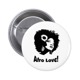 Amor del Afro Pin