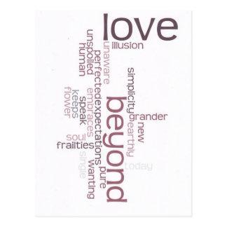 Amor del alma postales