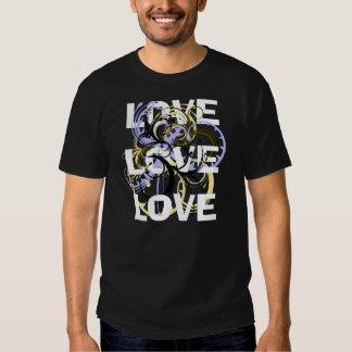Amor del amor del amor camisas