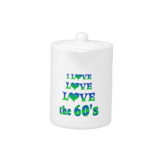 Amor del amor los años 60