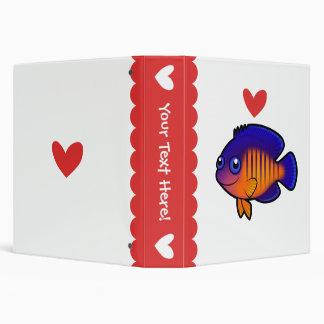 """Amor del Angelfish 1 Carpeta 1 1/2"""""""