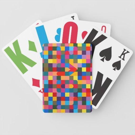 Amor del arte pop cartas de juego
