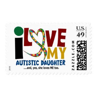 Amor del AUTISMO I mi hija autística 2 Sello