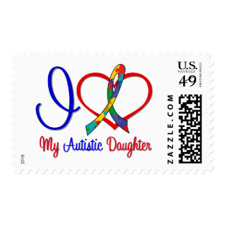Amor del autismo I mi hija autística Franqueo