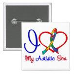Amor del autismo I mi hijo autístico Pins