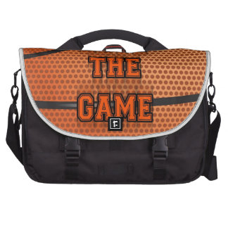 Amor del baloncesto el juego bolsa para ordenador
