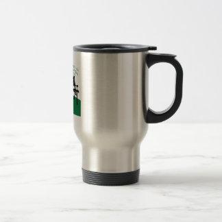 Amor del banco taza