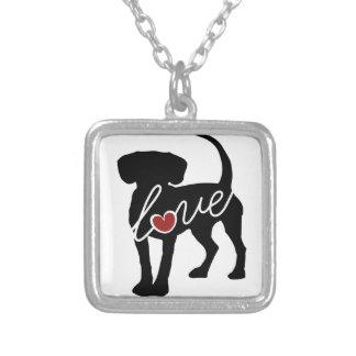 Amor del beagle grimpola personalizada