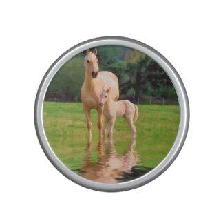 Amor del caballo altavoz bluetooth