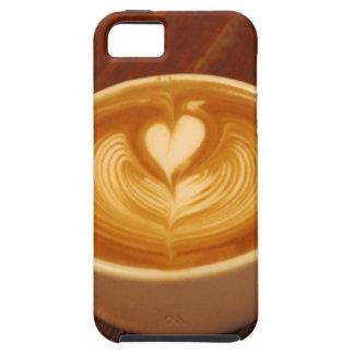 Amor del café iPhone 5 Case-Mate cárcasas