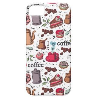 Amor del café iPhone 5 coberturas