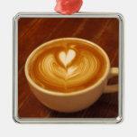 Amor del café ornamentos de reyes