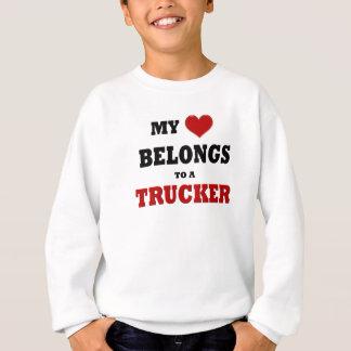 Amor del camionero camisas
