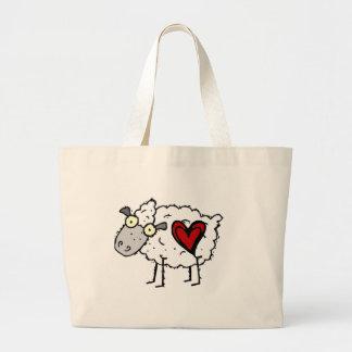 Amor del campesino sureño - amor de las ovejas bolsas