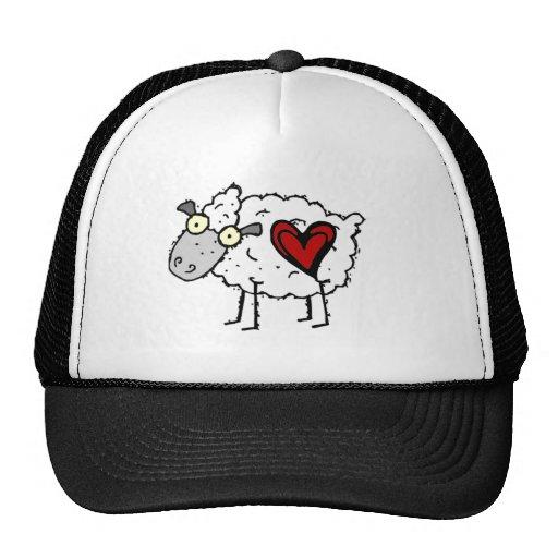 Amor del campesino sureño - amor de las ovejas gorro