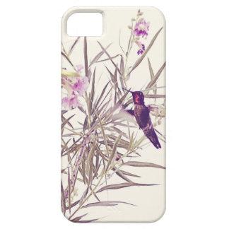 Amor del colibrí iPhone 5 Case-Mate cárcasa