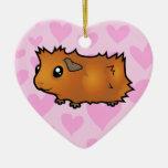 Amor del conejillo de Indias (añada su propio mens Ornamento De Reyes Magos