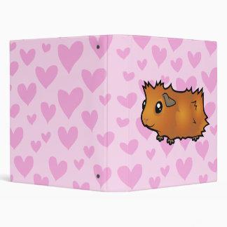 """Amor del conejillo de Indias (desaliñado) Carpeta 1"""""""