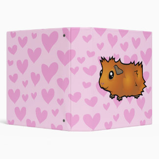 """Amor del conejillo de Indias (desaliñado) Carpeta 1 1/2"""""""