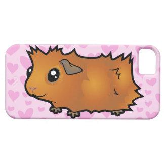 Amor del conejillo de Indias (desaliñado) iPhone 5 Case-Mate Carcasas