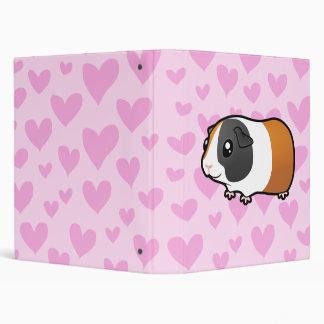 """Amor del conejillo de Indias (pelo liso) Carpeta 1"""""""