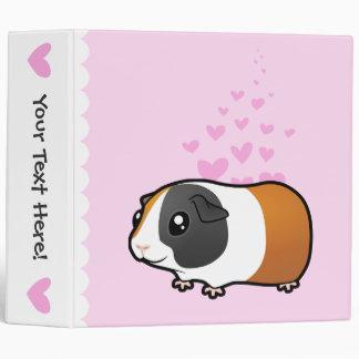 """Amor del conejillo de Indias (pelo liso) Carpeta 2"""""""