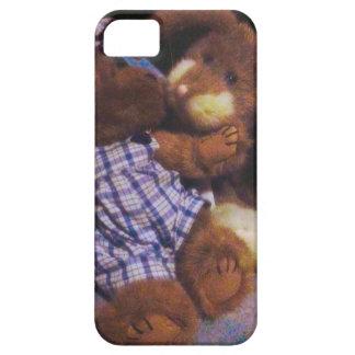 Amor del conejito y del oso iPhone 5 carcasa