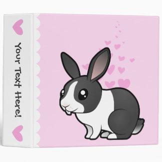 Amor del conejo pelo liso del oído uppy