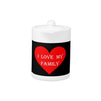 Amor del corazón I mi familia