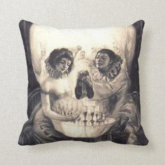 """Amor del cráneo, ilusión óptica 20"""" almohada de"""