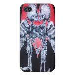 amor del cráneo iPhone 4 cobertura