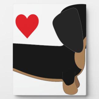 Amor del Dachshund