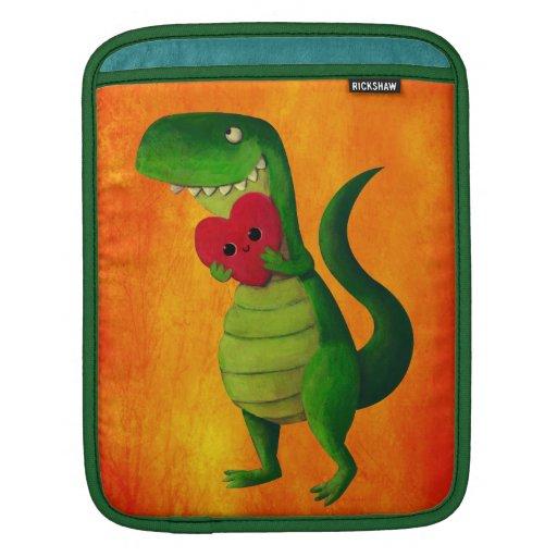 Amor del dinosaurio de RAWR Manga De iPad