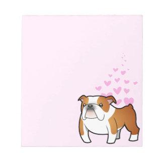 Amor del dogo bloc
