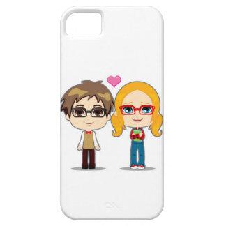 Amor del Dork Funda Para iPhone SE/5/5s