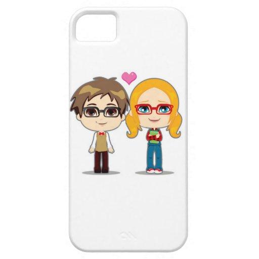 Amor del Dork iPhone 5 Case-Mate Cárcasas
