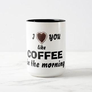 Amor del el día de San Valentín usted tiene gusto Tazas De Café