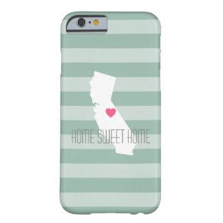 Amor del estado de origen de California con el Funda Para iPhone 6 Barely There