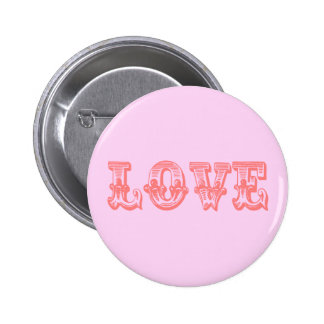 Amor del estilo del vintage pin