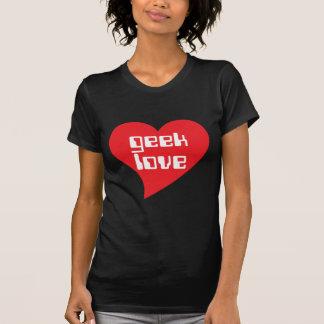 Amor del friki por el diseño de Genepool Camisetas