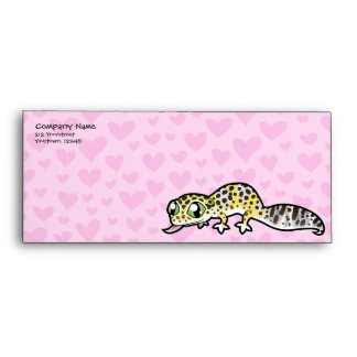 Amor del Gecko del leopardo