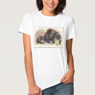 Amor del gorila playeras
