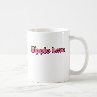 Amor del Hippie Tazas