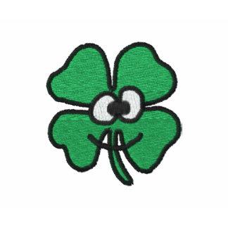 Amor del irlandés en su manga