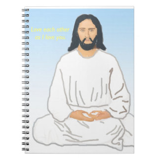 Amor del Jesucristo Libreta Espiral