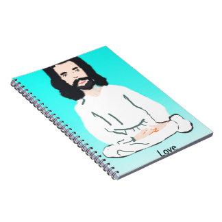 Amor del Jesucristo Libros De Apuntes Con Espiral
