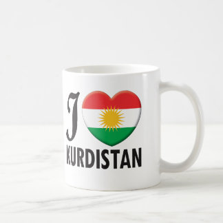 Amor del Kurdistan Taza Clásica