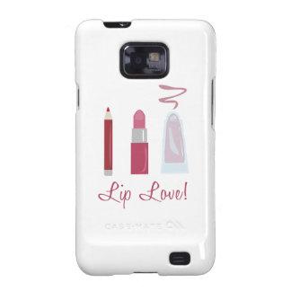 ¡Amor del labio! Samsung Galaxy S2 Funda
