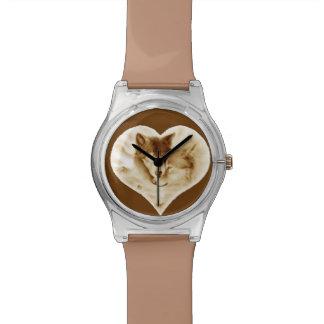 Amor del lobo reloj