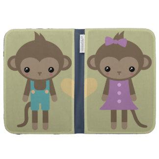 Amor del mono del calcetín